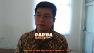 Semen Maruni Dapat Rekomendasi Gubernur Papua Barat, Target Produksi 4 Juta Ton