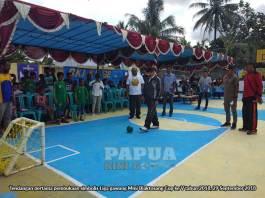 Buka Liga Gawang Mini Blaktosang Cup, Gubernur Pesan Jauhi Narkoba
