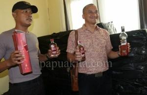 Miras milik Toni Bintang Jaya