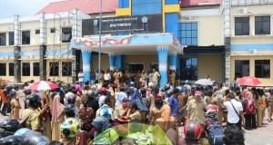 Demo guru SMA SMK Manokwari