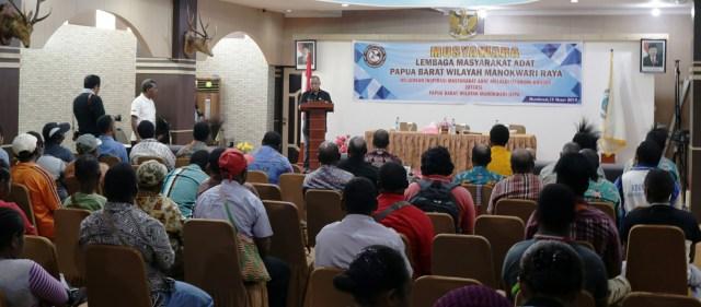 LMA Papua Barat