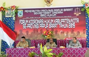 Rakoor Hukum se Papua Barat
