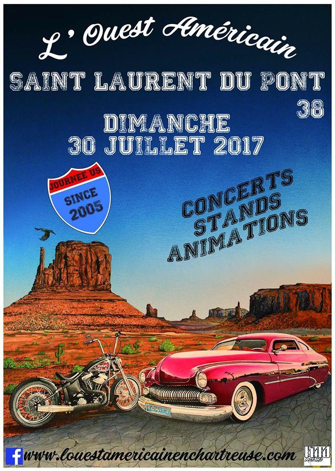 L'Ouest Américain – Saint Laurent du Pont (38)