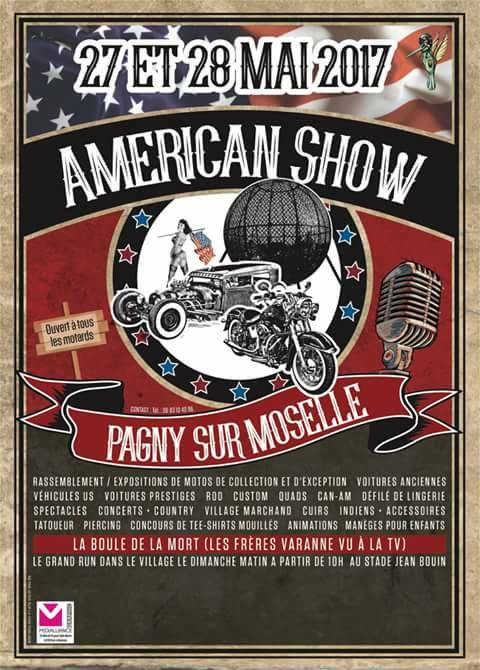 American Show – Pagny sur Moselle (54)