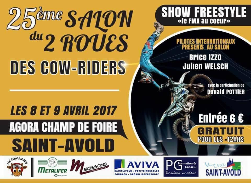 25e Salon du 2 Roues – Saint-Avold (57)