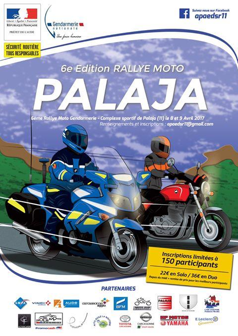 6e Rallye Moto Gendarmerie – Palaja (11)