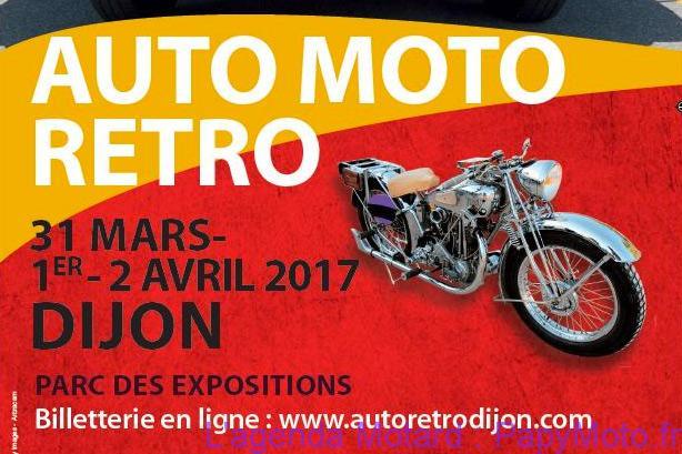 Auto Moto Rétro – Dijon (21)