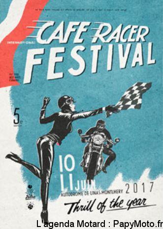 Café Racer Festival – Circuit Monthléry (91)