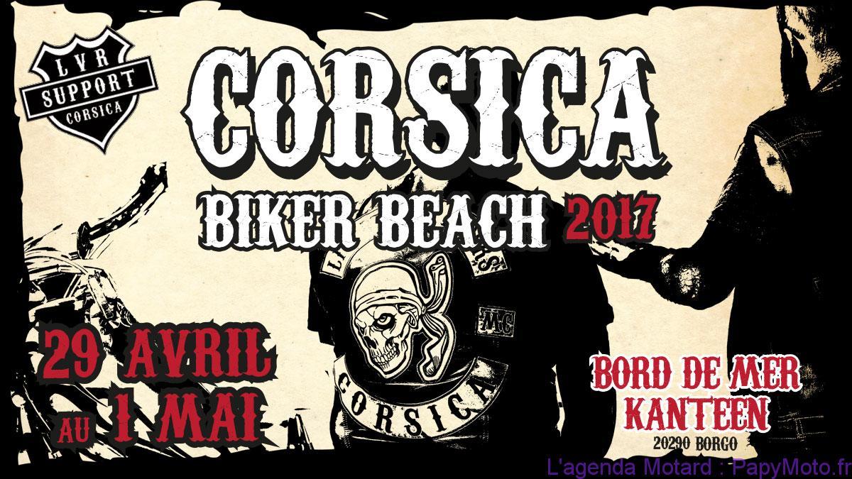 Corsica Biker Beach 2017 – Borgo (2B)