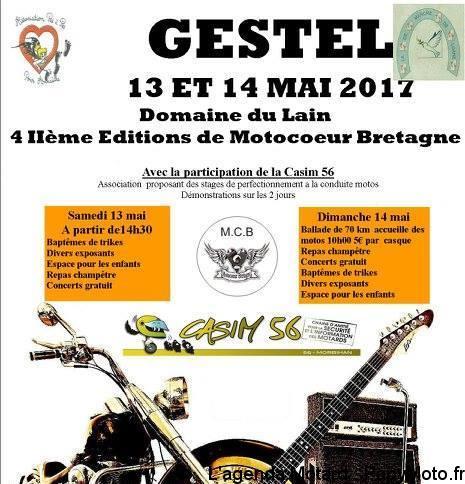 Motocoeur Bretagne – Gestel (56)