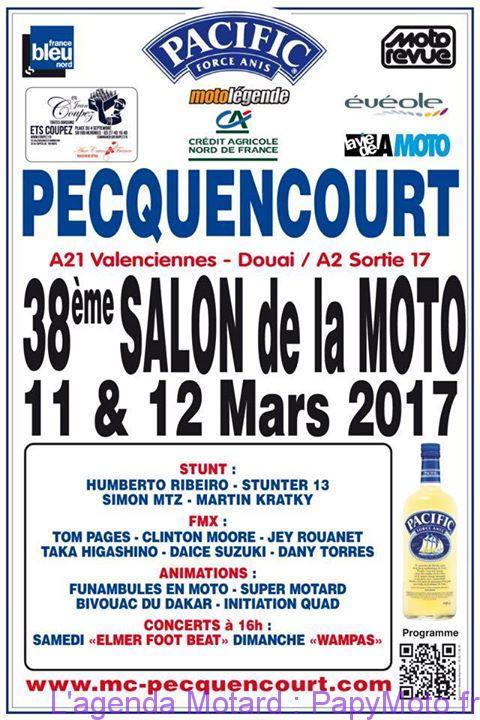 Salon de la Moto – Pecquencourt (59)