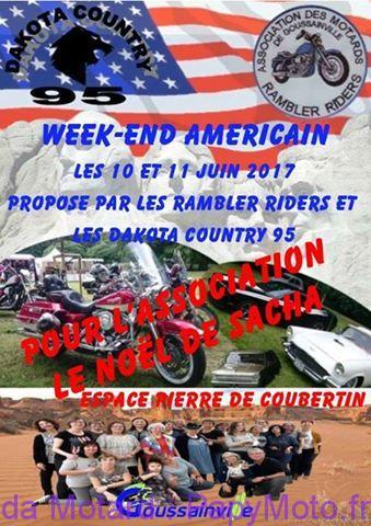 Week-end Américain – Goussainville (95)