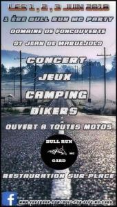 1e Bull Run MC Party - Saint Jean de Maruejols (30) @ Domaine de Foncouverte | Saint-Jean-de-Maruéjols-et-Avéjan | France