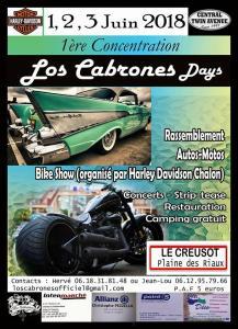1e Concentration Los Cabrones Days - Le Creusot (71) @ Plaine des Riaux | Le Creusot | Bourgogne Franche-Comté | France