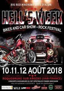 Hell's week - Roquebrune sur Argens (83) @  Roquebrune sur Argens (83) | Roquebrune-sur-Argens | Provence-Alpes-Côte d'Azur | France