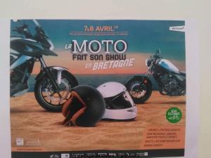 La Moto fait son show en Bretagne - Saint Brieuc (22) @ Palais des Congrés et des Expositions | Saint-Brieuc | Bretagne | France