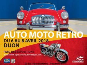 Auto Moto Rétro - Dijon (21) @ Dijon | Dijon | Bourgogne Franche-Comté | France
