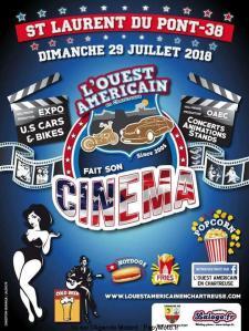 L'ouest Américain fait son Cinéma - Saint Laurent du Pont (38) @ Saint Laurent du Pont | Saint-Laurent-du-Pont | Auvergne-Rhône-Alpes | France