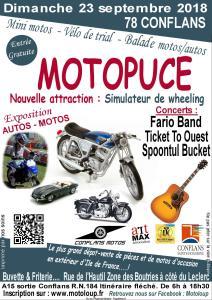 Motopuce - Conflans (78) @ Conflans | Conflans-Sainte-Honorine | Île-de-France | France