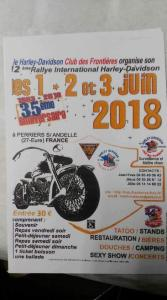 12e Rallye International Harley Davidson - Perriers sur Andelle (27) @ Perriers sur Andelle | Perriers-sur-Andelle | Normandie | France