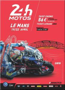 24 h Motos - le Mans (72) @ Circuit du Mans | Le Mans | Pays de la Loire | France