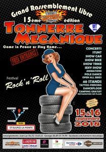 15e Tonnerre Mécanique - Saint Sulpice la pointe (81) @ Saint Sulpice La Pointe | Saint-Sulpice-la-Pointe | Occitanie | France