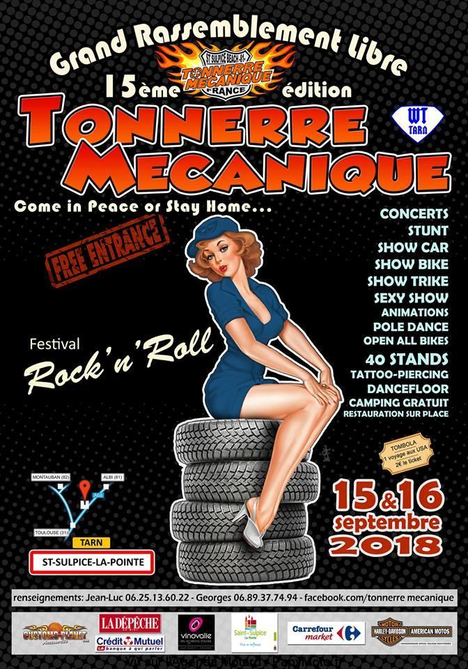15e Tonnerre Mécanique - Saint Sulpice la pointe (81)