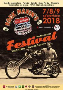 3e Rock Marin's Festival - Saint-Valery (80) @ Saint Valery | Saint-Valery-sur-Somme | Hauts-de-France | France