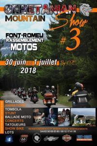 CERETANIAN MOUNTAIN SHOW – FONT-ROMEU (66) @ Font-Romeu | Font-Romeu-Odeillo-Via | Occitanie | France