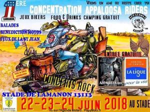 1e Concentration Appaloosa Riders - Lamanon (13) @ Stade | Lamanon | Provence-Alpes-Côte d'Azur | France