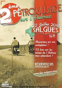 2e Pétroulijade sur l'Aubrac - Salgues (12) @ Salgues | Condom-d'Aubrac | Occitanie | France