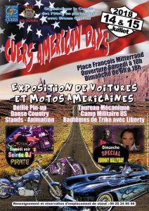 Cuers Américan Days - Cuers (83) @ Place François Mitterrand | Cuers | Provence-Alpes-Côte d'Azur | France
