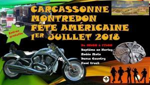 Fête Américaine - Montredon (11) @ Montredon