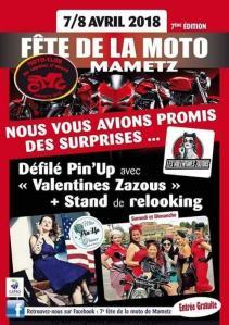 Fête de la Moto - MAMETZ (62) @ Mametz | Mametz | Hauts-de-France | France