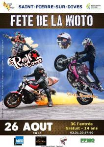 Fête de la Moto - Saint Pierre sur Dives (14) @ Saint Pierre sur Dives (14) | Saint-Pierre-sur-Dives | Normandie | France