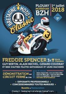 Bretagne Moto Classic – Plouay (56) @ Plouay | Plouay | Bretagne | France