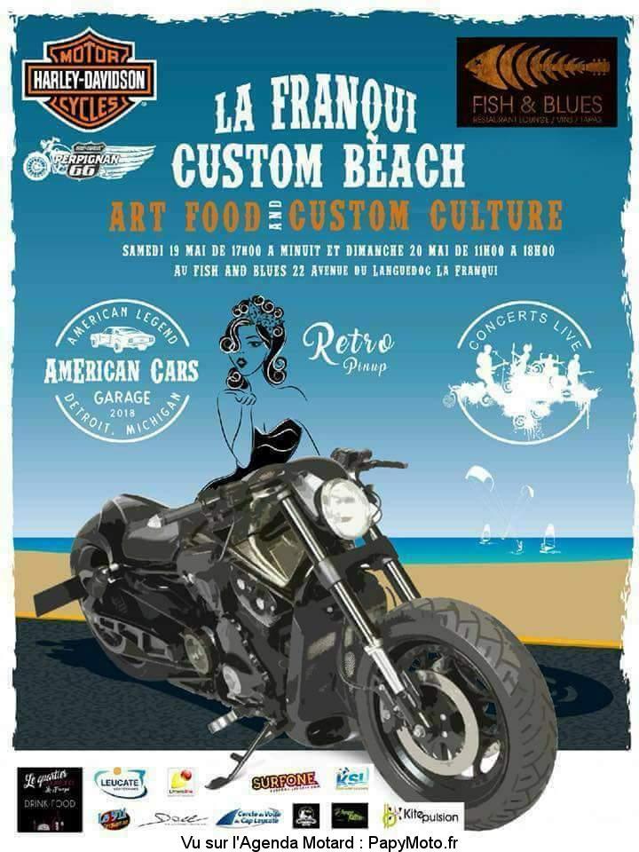 Custom Beach – Art food and culture – La Franqui (11)