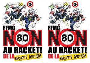 Les RDV de la FFMC pour la grande Manifestation par départements @ France   France