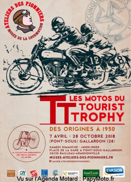 TT Les Motos du Tourist Trophy – Bailleau-Armenonville (28)