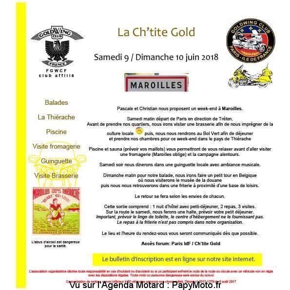 La Ch'tite Gold – Maroilles (59)