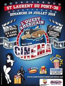 L'Ouest Américain fait son cinéma – Saint Laurent du Pont (38) @ Saint Laurent du Pont (38)  | Saint-Laurent-du-Pont | Auvergne-Rhône-Alpes | France