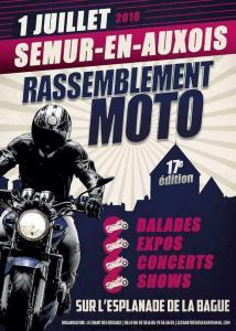 Rassemblement Moto – Semur-en-Auxois (21) @ Esplanade de la Bague | Semur-en-Auxois | Bourgogne Franche-Comté | France