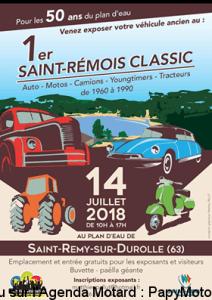 1er Saint-Rémois Classic - Saint Rémy sur Durolle (63) @ Plan d'eau - Saint Rémy sur Durolle (63) | Saint-Rémy-sur-Durolle | Auvergne-Rhône-Alpes | France