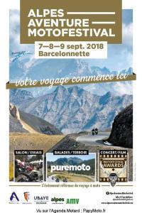 Alpes Aventure Motofestival - Barcelonnette (04) @  Barcelonnette (04) | Barcelonnette | Provence-Alpes-Côte d'Azur | France