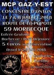 Concentre d'Antan - Ga-y-est - Morbecque (59) @ Route de la Papote | Morbecque | France