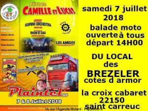 Fête de Camille et Lucas - Brezeler - Saint Carreuc (22) @ Local des Brezeler | Saint-Carreuc | France