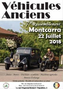 7e rassemblement véhicules anciens - Montcarra (38) @ Montcarra (38) | Montcarra | Auvergne-Rhône-Alpes | France