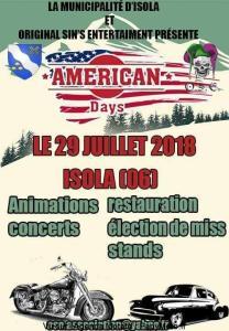 Américan Days - Isola (06) @ Isola | Isola | Provence-Alpes-Côte d'Azur | France