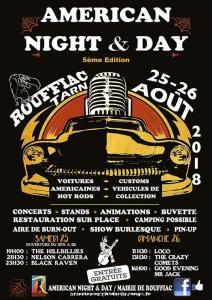 American Night & Day – Rouffiac (81) @ Rouffiac (81)  | Rouffiac | Occitanie | France
