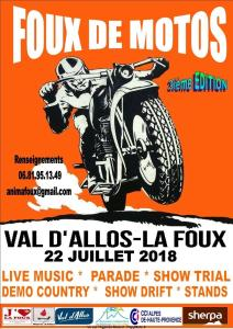 Foux de Motos - Val D'allos - La Foux (04) @ Val D'allos - La Foux (04) | Allos | France
